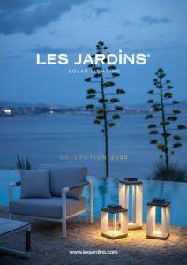 les jardins solar lighting